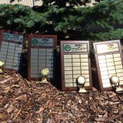 Main Shooter of the Year Plaques that sponsors may support annually